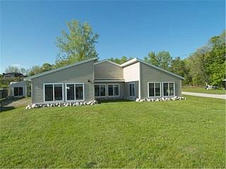 Portage Lake Home on Crescent Beach - Northwest Michigan vacation rentals