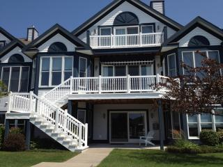 Spectacular 3 Story Waterfront Condo - Northwest Michigan vacation rentals