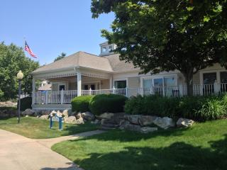 Luxury Home on the Marina - 66 ft Deck & Boat Slip - Manistee vacation rentals