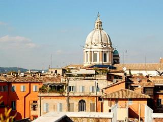 Lucina Wonderful Terrace Apartment - Rome vacation rentals