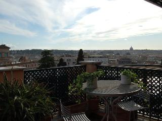 Porta Pinciana Panoramic Terrace - Rome vacation rentals
