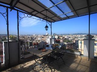 Luxury  Panoramic Terrace  Apartment - Rome vacation rentals