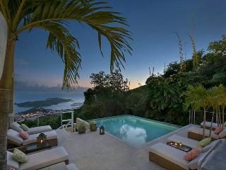 Outrigger House at Charlotte Amalie, St. Thomas - Ocean View, Gated Community, Pool - Charlotte Amalie vacation rentals
