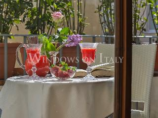 Maggio Frescoes - Windows on Italy - Florence vacation rentals