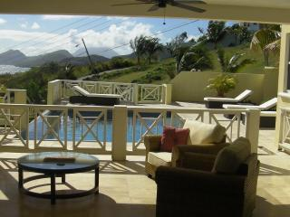 Fantastic Hillside Villa in Half Moon Bay St Kitts - Saint Kitts vacation rentals