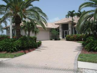 Beautiful Executive Water front home - Marco Island vacation rentals