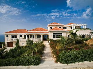 Villa Jamie at Magens Bay, St. Thomas - Cliffside, Oceanfront, Pool - Magens Bay vacation rentals