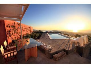 270 View House I, New Bioclimatic, Pool & Garden - Image 1 - Oia - rentals