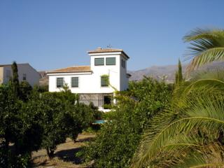 CASA FUENTE luxury villa in the centre of melegis. - Durcal vacation rentals