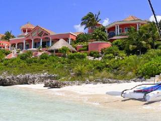 Villa Mani - Private Beach, Your Own Chef, and 33 Foot Cruiser - Providenciales vacation rentals