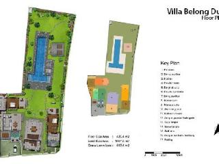 Villa Belong Dua - Charming villa close to Sesah beach with open sided living space & 20m pool - Seseh vacation rentals