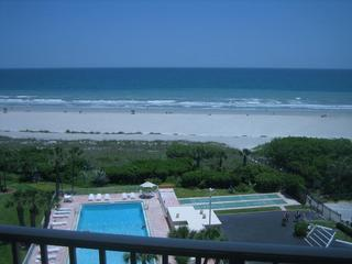 Direct ocean view from your private balcony - Stunning Direct Ocean Front! Superb 8th flr Views! - Cape Canaveral - rentals