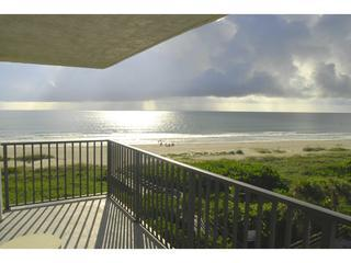 Direct Oceanfront with Great View at Cape Winds! - Cape Canaveral vacation rentals