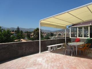 Charming seafront apartment with fantastic view! - Giardini Naxos vacation rentals