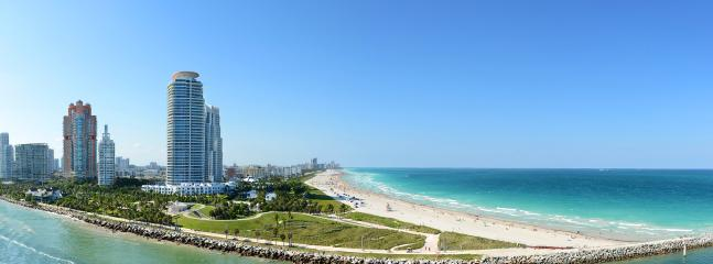Your back yard vacation playground - South Beach Luxury On Beach Ocean Drive Best View - Miami Beach - rentals