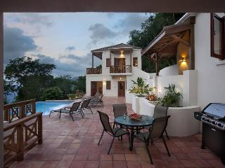 Alfresco at Long Bay, West End, Tortola - Ocean View, Short Drive To Beach, Pool - West End vacation rentals
