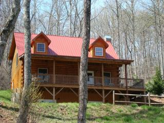 RISING RIDGE CABIN near Cherokee - Cherokee vacation rentals