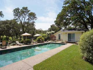 Wine Country Estate on Chalk Hill - California Wine Country vacation rentals