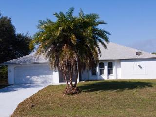 Lavish Waterfront Home, 4 sleeps with heated pool - Port Charlotte vacation rentals