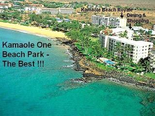 South Maui 3 bedroom at Kamaole One Beach Park - Kihei vacation rentals