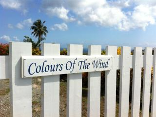 Colours of the Wind: Studio apartment with a VIEW! - Trinidad and Tobago vacation rentals