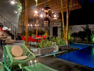 Esha Seminyak II - Amazing location funky new villa will impress - Bali vacation rentals