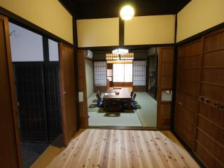 Quality Rest in Machiya townhouse near Kyoto Sta. - Kyoto vacation rentals