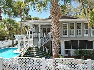 'Almost' Oceanfront 2nd Row Oceanview Beach House - Hilton Head vacation rentals