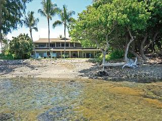 Serene Beachfront - Princeville vacation rentals