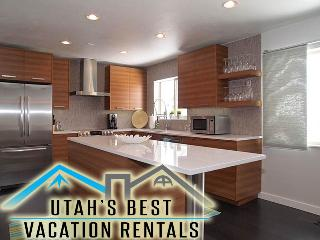 Gorgeous Contemporary Millcreek Home *Mtn Views! - Salt Lake City vacation rentals