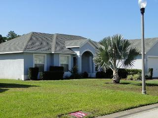 4 Bed 2 Large Pool Home Not Overlooked Free WIFI, Quiet Position. (AV337MCD) - Kissimmee vacation rentals
