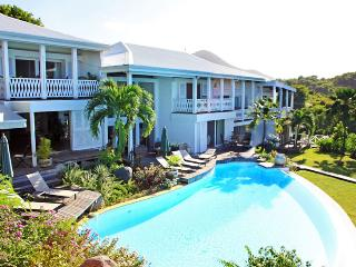 St. Martin Villa 34 An Exquisite View Of The Caribbean And The Island Of Anguilla. - Terres Basses vacation rentals