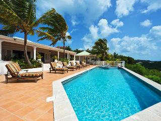 St. Martin Villa 55 Outstanding Views From All Parts Of The House. - Terres Basses vacation rentals