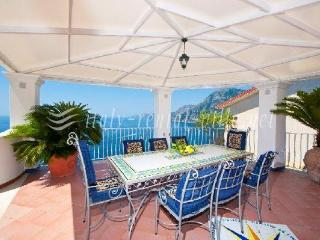 Villa Arzilla 1 - look and judge - Positano vacation rentals