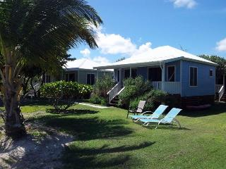 Dutchman's Bay beachfront cottages - Antigua vacation rentals