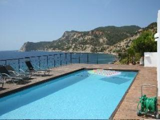 Superbly Private Ibiza Villa with Spectacular Views close to Es Cubells Beach - Image 1 - Cubells - rentals