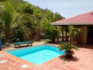 Apiano at Grand Fond, St. Barth - Pool, Tropical Garden, Good Value - Grand Fond vacation rentals