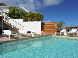 Art at Flamands, St. Barth - Ocean View, Walk To Flamands Beach, Heated Pool - Terres Basses vacation rentals