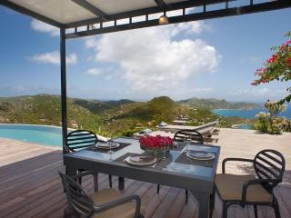 Axis at Petite Saline, St. Barth - Ocean View, Amazing Sunset Views, Private - Petites Salines vacation rentals