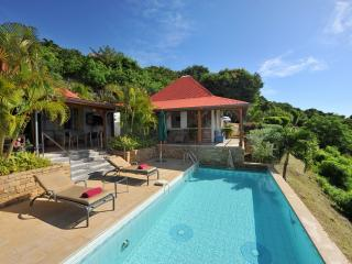 Hurakan at Colombier, St. Barth - Amazing Sunset And Ocean Views, Very Private - Colombier vacation rentals