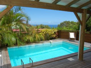Kena at Colombier, St. Barth - Ocean View, Short Drive To Beach, Good Value - Saint Barthelemy vacation rentals