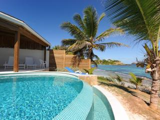 Key Lime at Anse des Cayes, St. Barth - On The Beach, Ocean View, Contemporary - Terres Basses vacation rentals