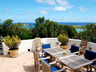 Kyody at Marigot, St. Barth - Ocean View, Large Living Area, Very Private - Terres Basses vacation rentals