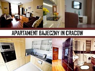 SUPER LUXURY Apartment in Old Town -Cracow Centre - Poland vacation rentals