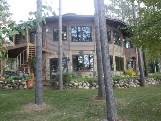 NORTHERN MINNESOTA FALLCOLORS LAKE SIDE  2/7 - Squaw Lake vacation rentals