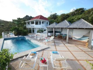 Les Petits Pois at Colombier, St. Barth - Ocean View, Cool Breeze, Heated Pool - Colombier vacation rentals