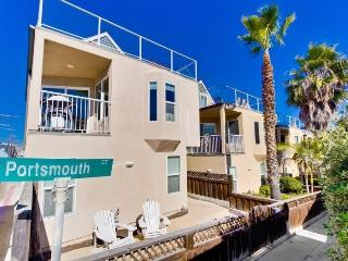 Nautical Beach House - Mission Beach Vacation Home - San Diego vacation rentals