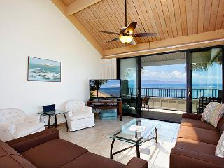 Ocean Front Prime 2 Bedroom Standard Condo Unit 23 - Kahana vacation rentals