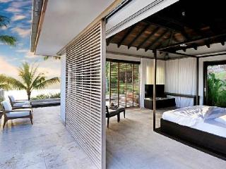 Exquisite TMN - Villa Teman boasts a pool with waterfall and jungle gardens - Saint Barthelemy vacation rentals