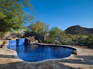 Pool  - Luxury vacation home - Carefree - rentals